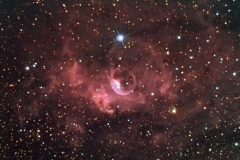NGC 7635 - Bubble Nebula